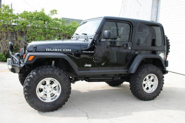 1998 Jeep Wrangler Rubicon Cars