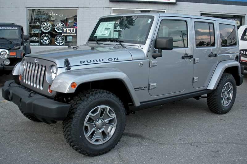 09 Jeep Wrangler Unlimited Custom Jeep Wrangler Unlimited for Sale 2013 Billet |