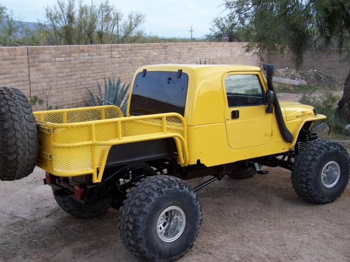 2005 Jeep Wrangler Accessories