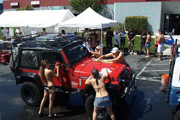 Rock Zombie Bikini Rig Wash And Swap Meet Pirate4x4 Com