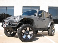 2012 Jeep Wrangler Unlimited RUBICON EXPRESS LIFT CUSTOM SPRAY …