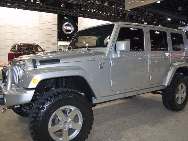 Diesel 2007 JK Wranlger Unlimted  Custom Jeep Projects Blog …