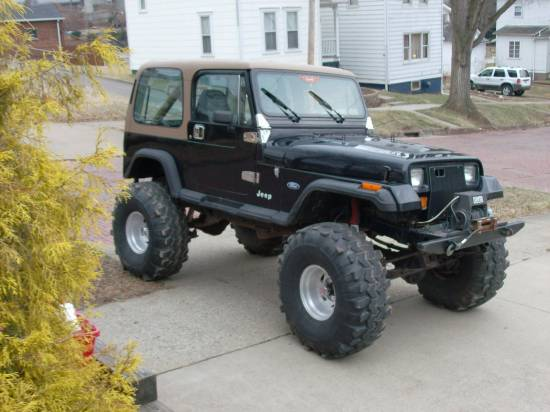1988 Jeep Wrangler 7500 Possible Trade – 100154226  Custom …
