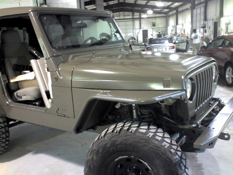 Total Here Jeep Wrangler.