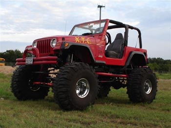 Jeep Driveshafts