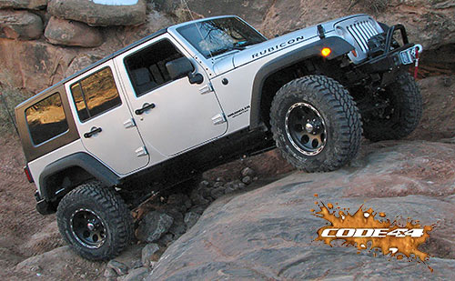 CODE 4×4 Jeep and Toyota Projects Custom Modification of all Four …