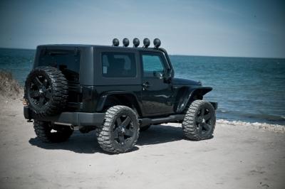 2008 Jeep Wrangler Rubicon Custom Car Gallery