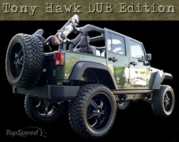 tony hawk s jeep for sale on ebay top speed. Black Bedroom Furniture Sets. Home Design Ideas