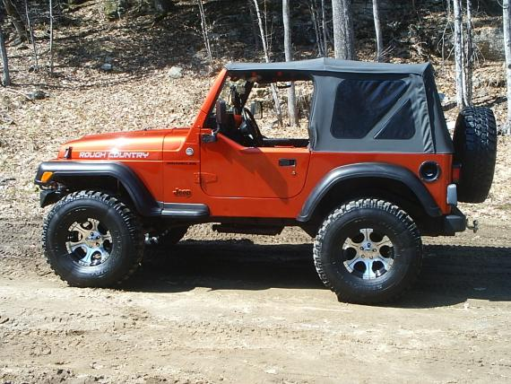 98 TJ by Dave P. of Weare N.H – Quadratec