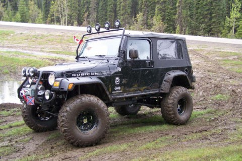 Jeep Rubicon Unlimited – the biggest collection of automobiles …