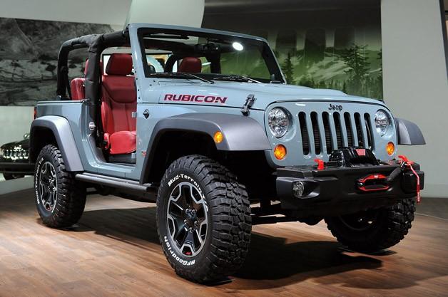 2013 Jeep Wrangler Rubicon 10th Anniversary Edition is a trail …