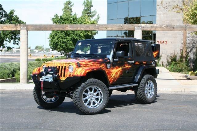 2007 Jeep Wrangler COP Custom X Scottsdale Arizona  Elite Motor …