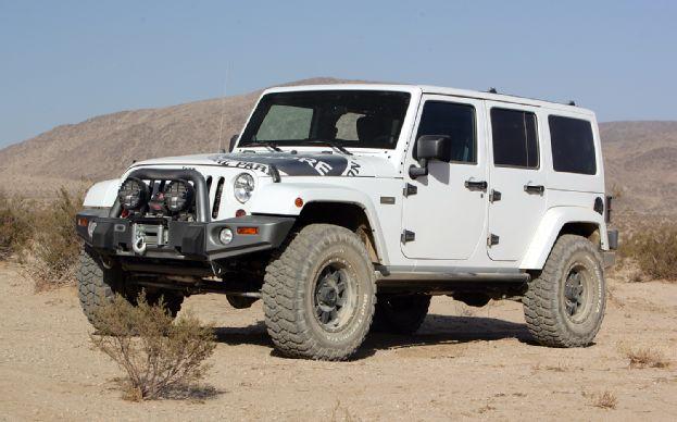 XPLORE 2012 Jeep Wrangler Unlimited Rubicon Performance Test …