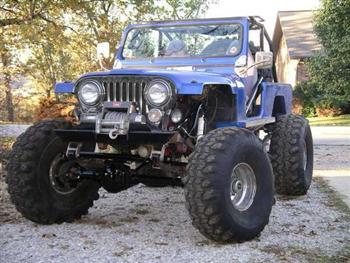 Jeep Scrambler Ahead of Its Time
