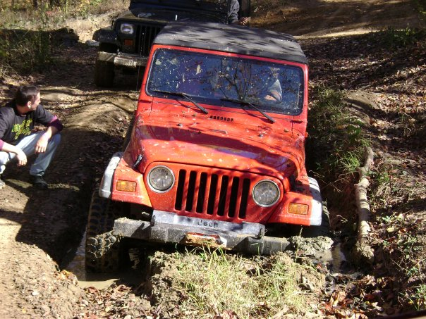 Red Jeep Club Lifted Red Jeep Pictures Bumper Hoop Grille Guards …