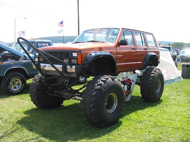 Lifted Jeep – XJ  Flickr – Photo Sharing