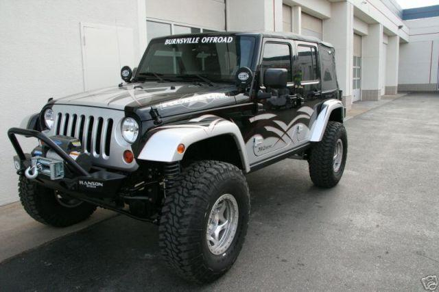 Jeep Wrangler Unlimited '2 Hemi Custom – 2008