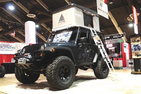 The Ten Coolest Rides of Spring Off-Road Expo Off-