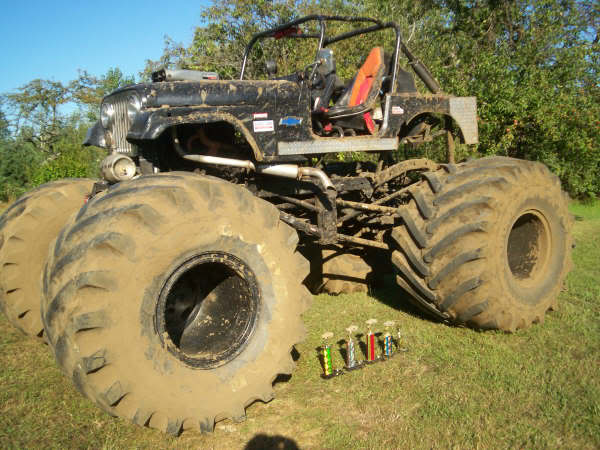 Jeeps with wheels in bad taste.. too tiny or too big – Page 22 …