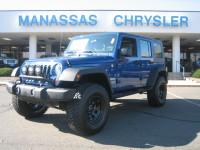 Manassas Chrysler Dodge Jeep Ram  Lifted Jeeps
