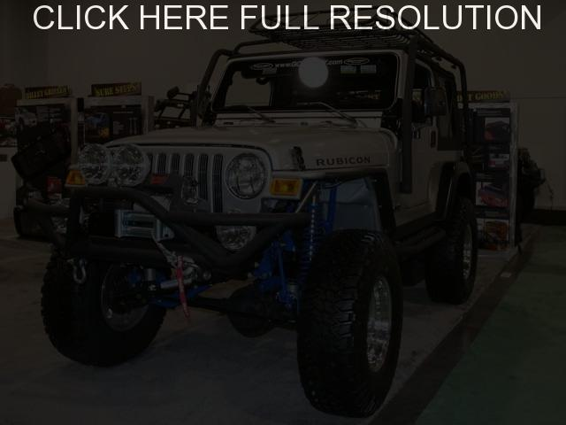 Jeep rubicon. Best photos and information of model.