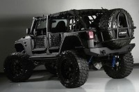 A 109000 Custom Jeep You Shouldn't Muck With – Yahoo Autos