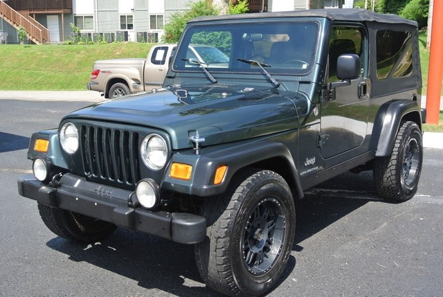 Used Jeep Wrangler For Sale Knoxville TN – CarGurus