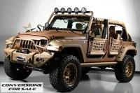 2013 Custom Jeep Canyon Ranch Unlimited Conversion Dallas
