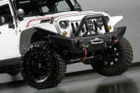Custom 2013 Jeep Wrangler Unlimited Kevlar Coated Lifted Jeep Dal