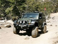 Custom 2013 Jeep Wrangler Unlimited Lifted Dallas