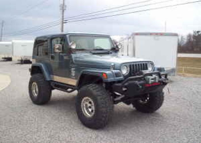 1998 Jeep Wrangler- Full Custom – 18500 Broken Arrow for Sale …