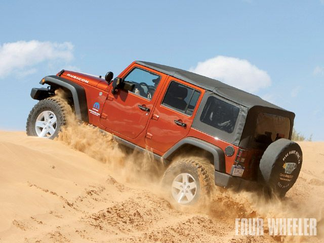 Jeep Wrangler Unlimited Rubicon Custom Jeep Wrangler Unlimited
