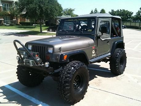 1990 Jeep Wrangler Sahara For Sale  Dallas Texas