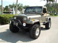 1989 Custom Jeep Wrangler Sahara 4wdLots of ExtrasSharp for …