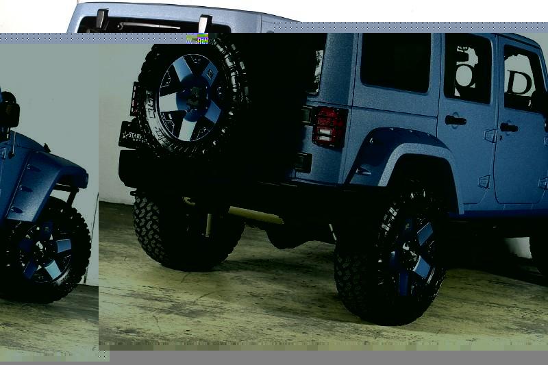 4 Standard Lift System 2012 2013 Jeep Wrangler JK Including