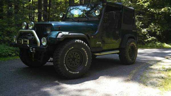 Custom Jeep  Mitula Cars