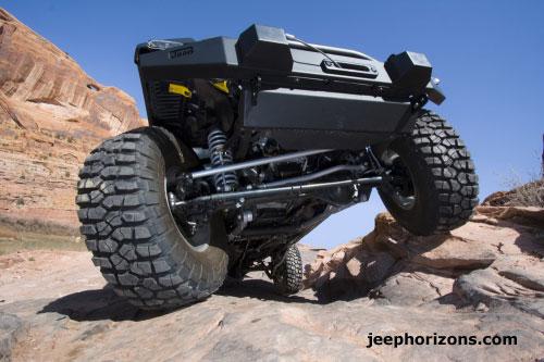Jeep Horizons  Mopar and the Mopar Underground Design Team …