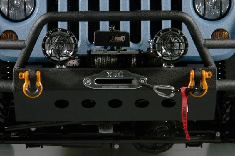 Custom 2013 Jeep Wrangler Unlimited Lifted Kevlar Coated Exterior