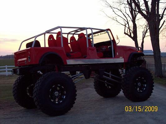 1977 Jeep CJ7 10500 Possible Trade 100162674 Custom Jeep   got 4 …