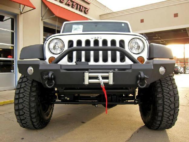 2012 Jeep Wrangler Unlimited Rubicon Custom 4×4 With Custom Lift …