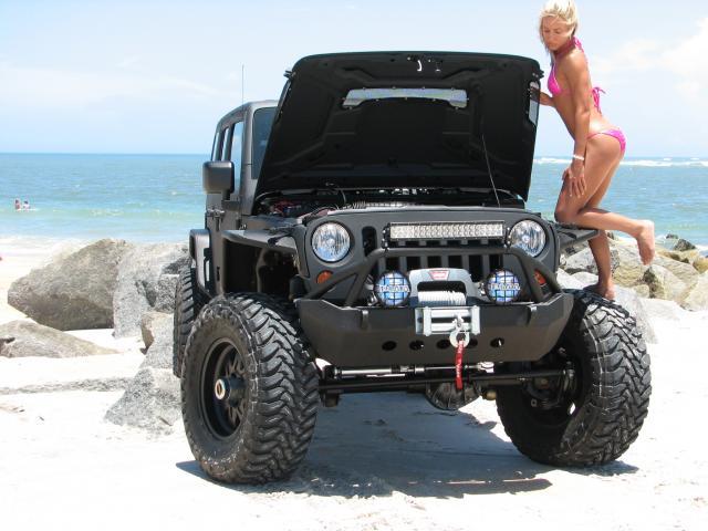 Custom Jeeps  Products On Display  Fort Lauderdale International …