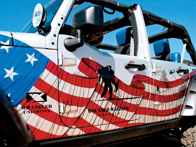 2007 Jeep Wrangler Jk Left Door Paint Detail Photo 4 got 4 x 4  got 4