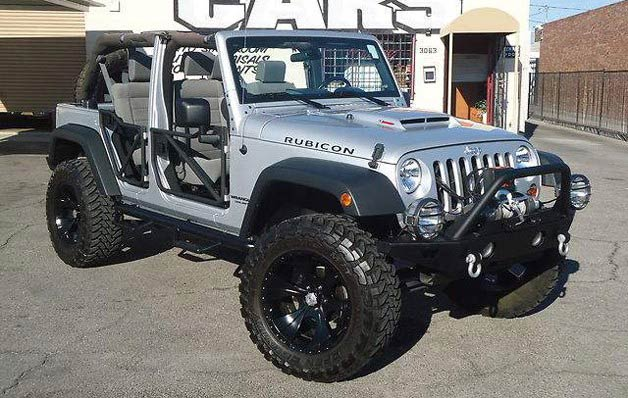 2007 Jeep Wrangler Unlimited Images Information And History