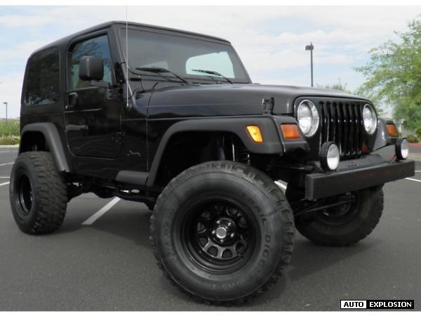 Jeep Wrangler Tj 4×4 – Adloe.com Cars