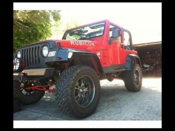 2000 Jeep Rubicon  Mitula Cars
