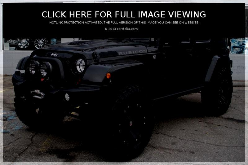 Jeep Wrangler Unlimited Rubicon Photo 04 Image Size – 580 on 387 px