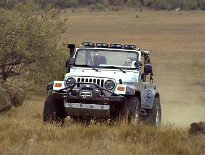 Television Jeeps – Page 13 – JeepForum.