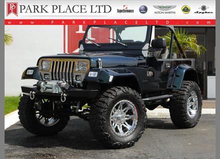 1991 Jeep Wrangler Custom for Sale  1294288  duPontR …  got 4 …