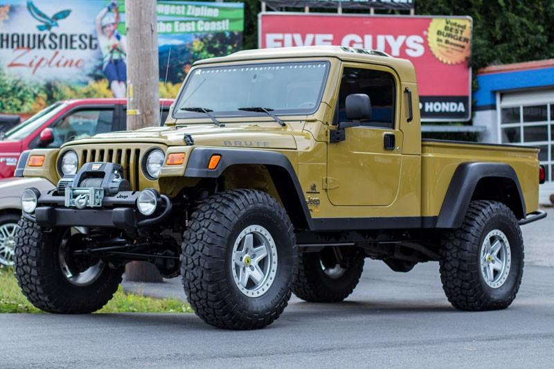 Custom Jeep Wranglers For Sale Rubitrux Jeep Conversions