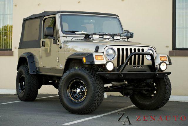 2004 jeep wrangler unlimited sport lwb custom for sale in. Black Bedroom Furniture Sets. Home Design Ideas